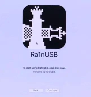 ra1nusb jailbreak windows iOS 14
