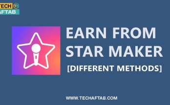 How to Earn Money From Star Maker