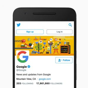 Twitter Progressive Web Apps