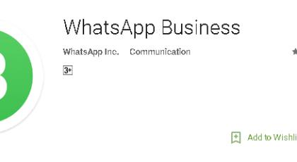 WhatsApp Business Kya Hai