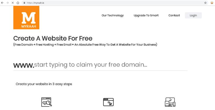 free me website kaise banaye