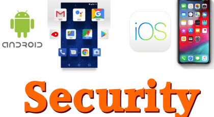 android or ios security