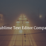 Atom Vs Sublime Text Editor Comparison 2015