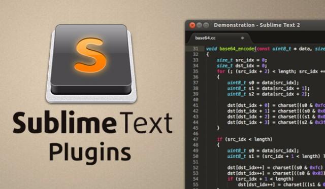 Top 12 Sublime Text Plugins