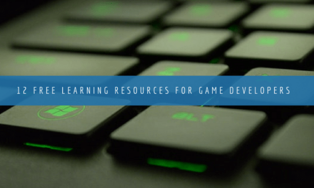 12 Free Learning Resources for Game Developers