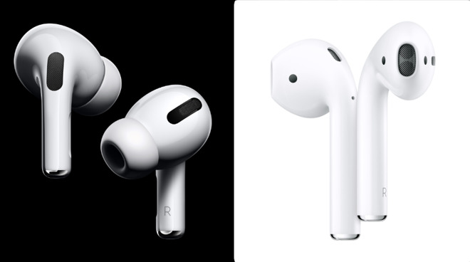 AirPods Versus AirPods Pro — Apple's Wireless Earbuds Compared