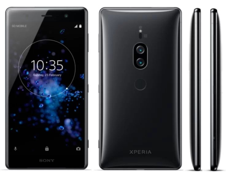 Sony Xperia XZ2 Premium with Flagship specs announced