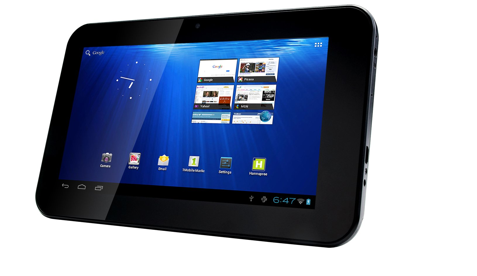 Tablet Hannspree HANNSpad SN70T3 con Android 40