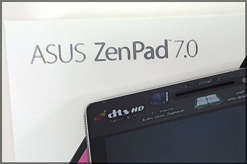 ASUS ZenPad 7.0 (Z370CG) Tablet Review