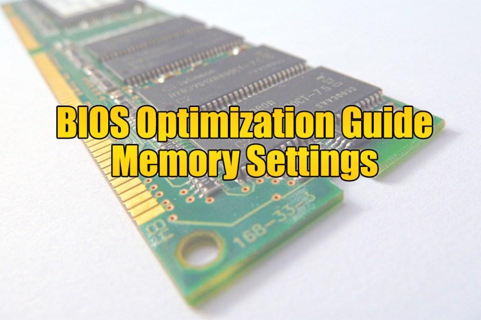 2T Command - BIOS Optimization Guide