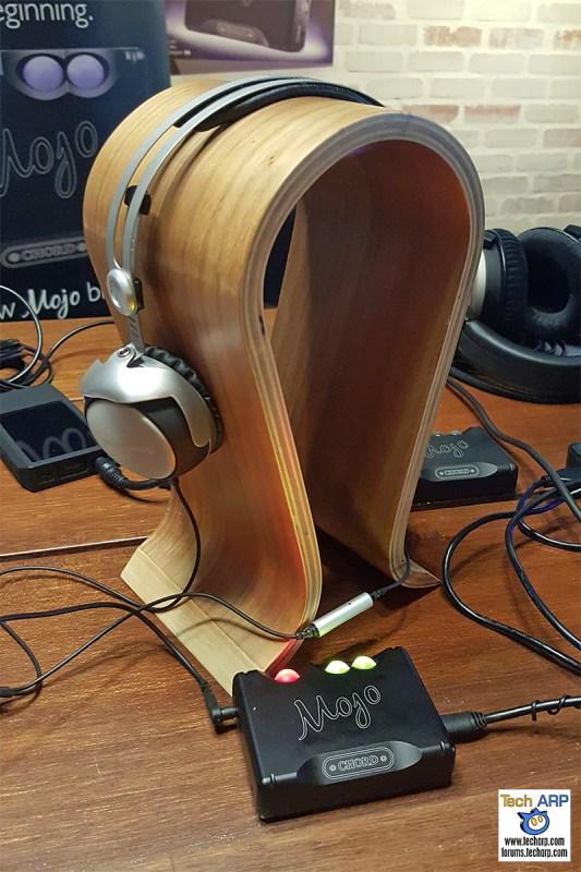 Chord Mojo : Studio Quality Audio For Smartphones!