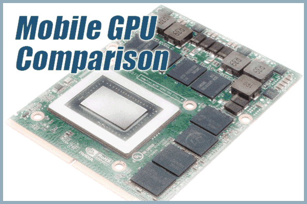 Mobile GPU Comparison Guide