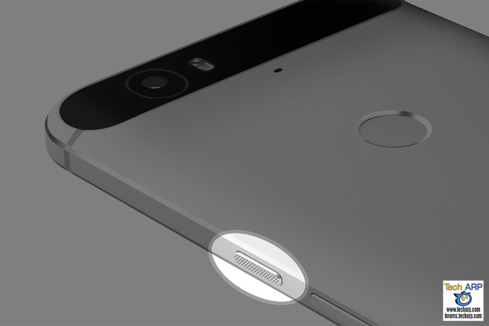 Huawei Nexus 6P Tips - Quickly launch the camera