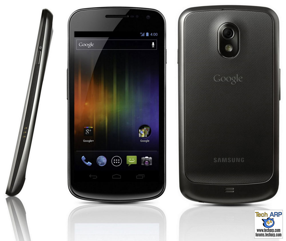 Google Galaxy Nexus by Samsung