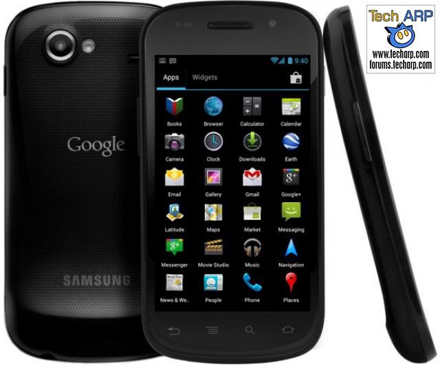 Google Nexus S by Samsung