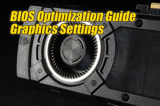 Anti-Dot Crawl - The BIOS Optimization Guide