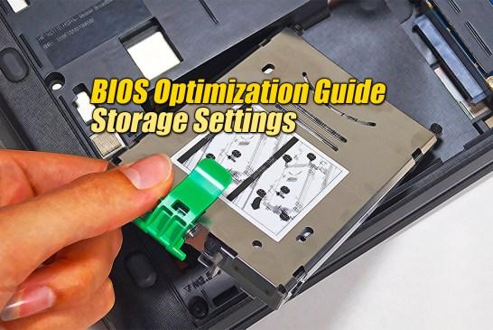 ARMD Emulation Type - BIOS Optimization Guide