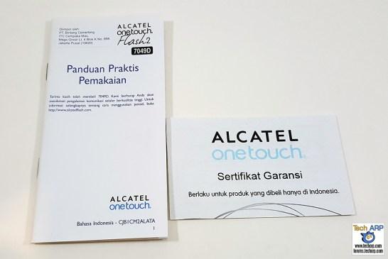 Alcatel Flash 2 documents
