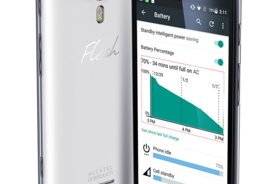 Alcatel Banks On Stock Android Operating System