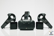 HTC Vive Pre Second-Generation VR System Unveiled