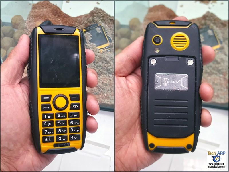 Kenxinda Flattop W7 feature phone