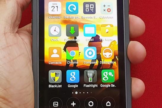 Kenxinda Flattop W6 smartphone