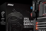 MSI Carbon Edition X99 & Z170 Motherboards Launched