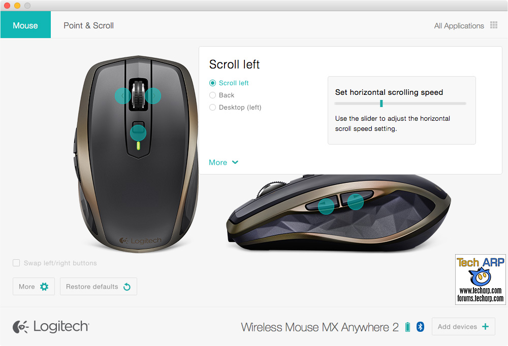 Logitech MX Anywhere 2 Wireless Mouse Review - Page 4 : Logitech