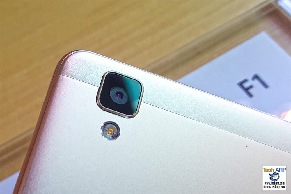 """OPPO F1 """"Selfie Expert"""" Smartphone"""