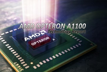 The AMD Opteron A1100 Technology Report