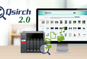 QNAP Reveals Upgraded Qsirch 2.0 Search Engine