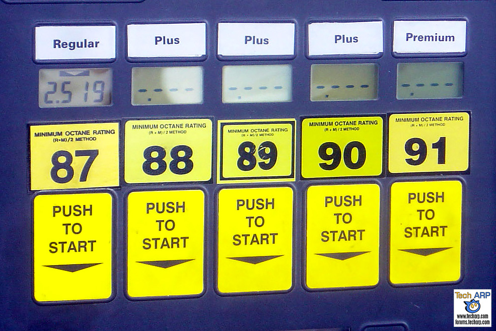 The Higher Octane Rating Myth Debunked! - Tech ARP