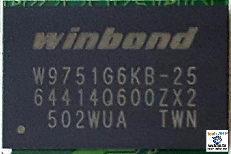 Winbond W9751G6KB-25 DDR2 SDRAM