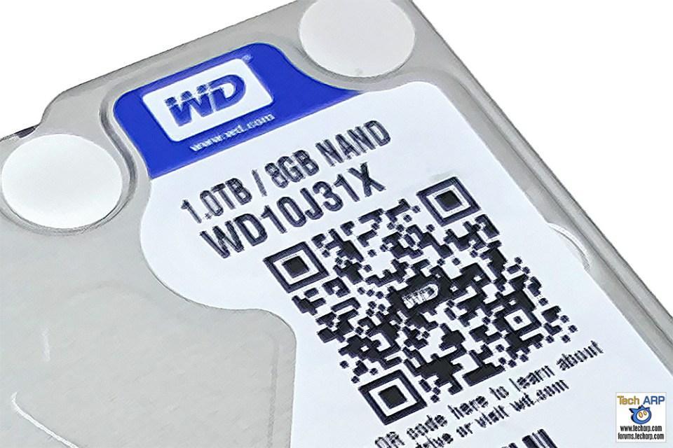 WD Blue SSHD (WD10J31X) 1TB Review