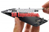Why Apple iPhones Are So Expensive Rev. 2.0