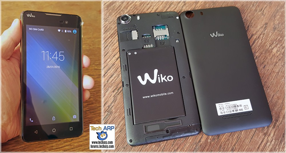 Wiko Lenny 2 Smartphone