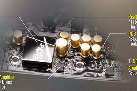ASRock Purity Sound 3
