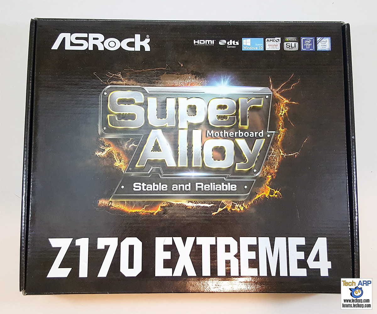The ASRock Z170 Extreme4 Motherboard Review Rev  2 0 - Tech ARP