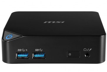 MSI Cubi 2 Plus Mini PC Launched