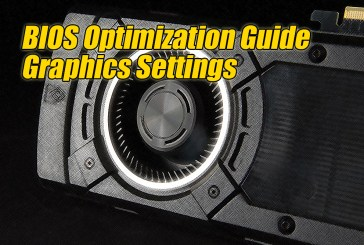 DBI Output for AGP Trans. - BIOS Optimization Guide