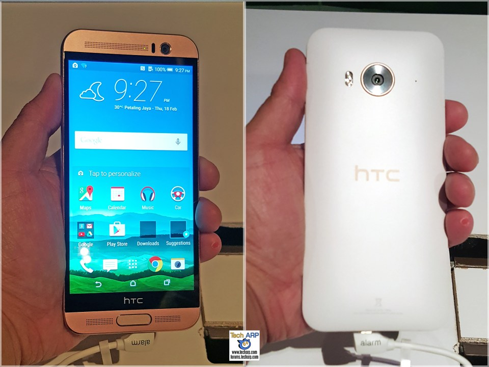 HTC One ME Smartphone