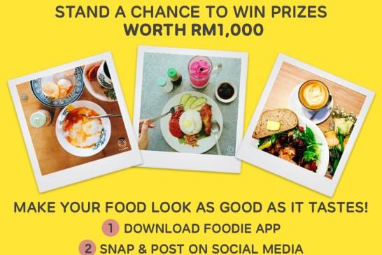 Foodie - Camera App Dedicated Solely For Food