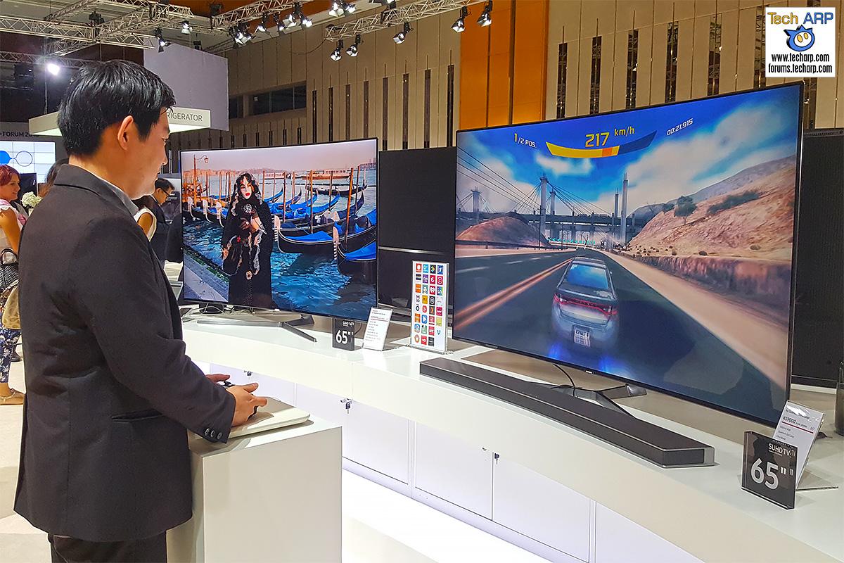 Samsung KS9000 SUHD TV