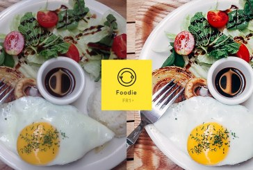Foodie – Camera App Dedicated Solely For Food