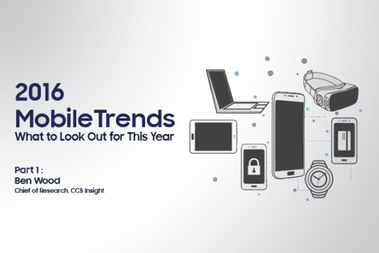 Samsung 2016 Mobile Trends Part 1