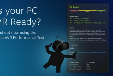 SteamVR Performance Tool Released