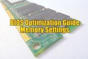 Dynamic Counter – BIOS Optimization Guide