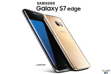 Samsung Galaxy S7 edge Pre-Order Details