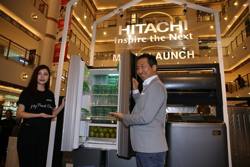 The Hitachi Way of Life Products