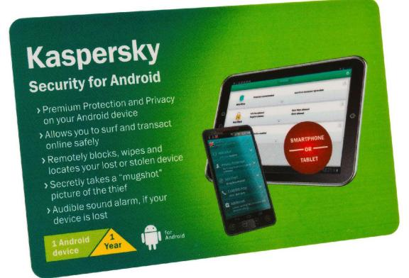 Kaspersky Internet Security For Android Now Smartwatch-Ready